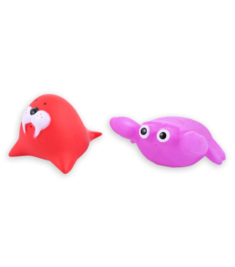 PIXIE Floating Squirty Sealion Crab 2 Pack