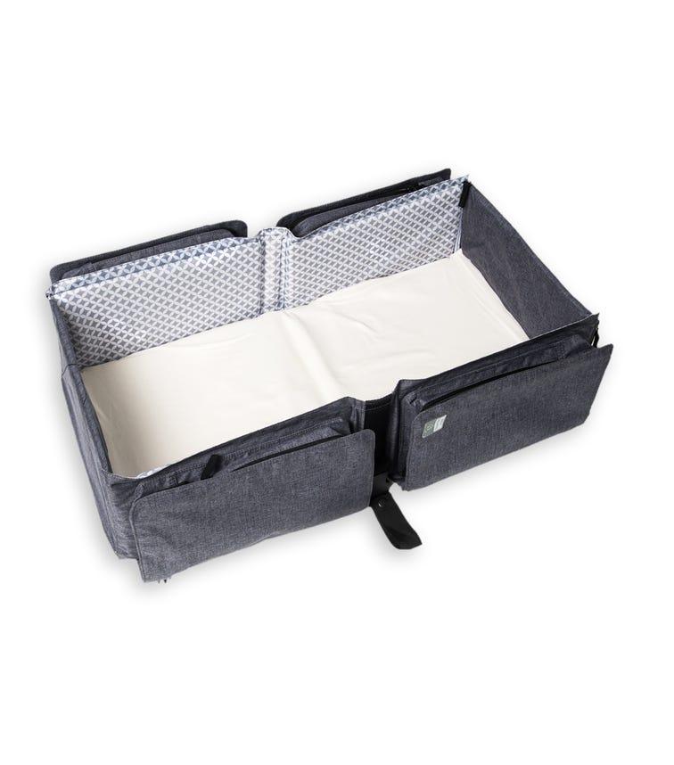 DOOMOO Basics Baby Travel Grey