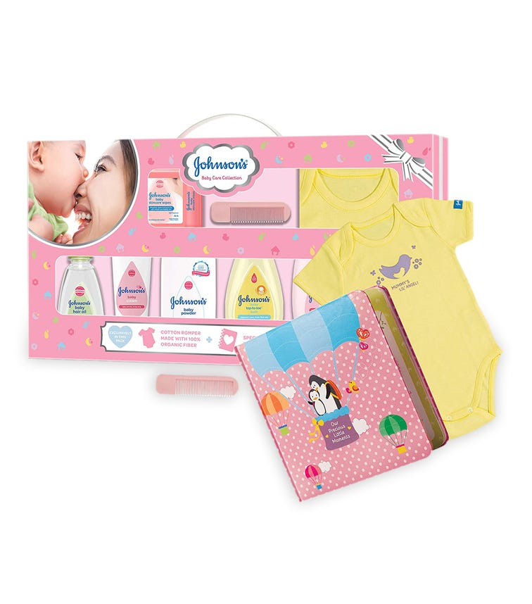JOHNSONS BABY - Baby Care Collection Gift Set
