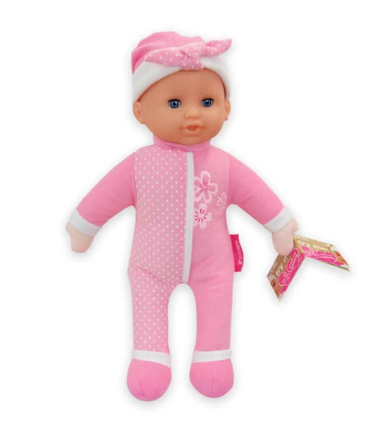 DOLLSWORLD My First Baby 30Cm (Pink)