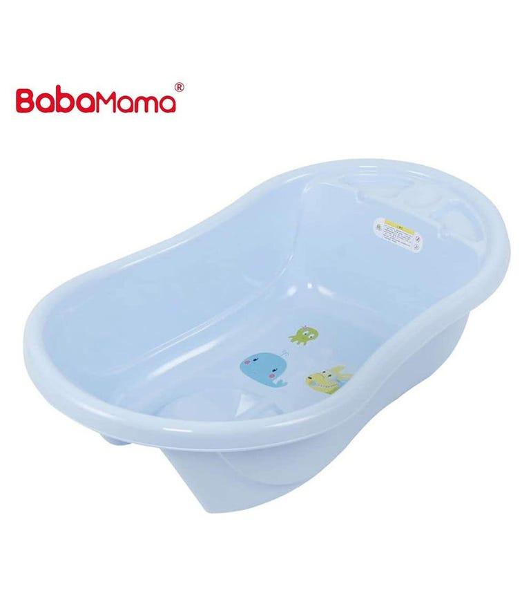 BABAMAMA Baby Bathing Tub Portable 3800 - Blue