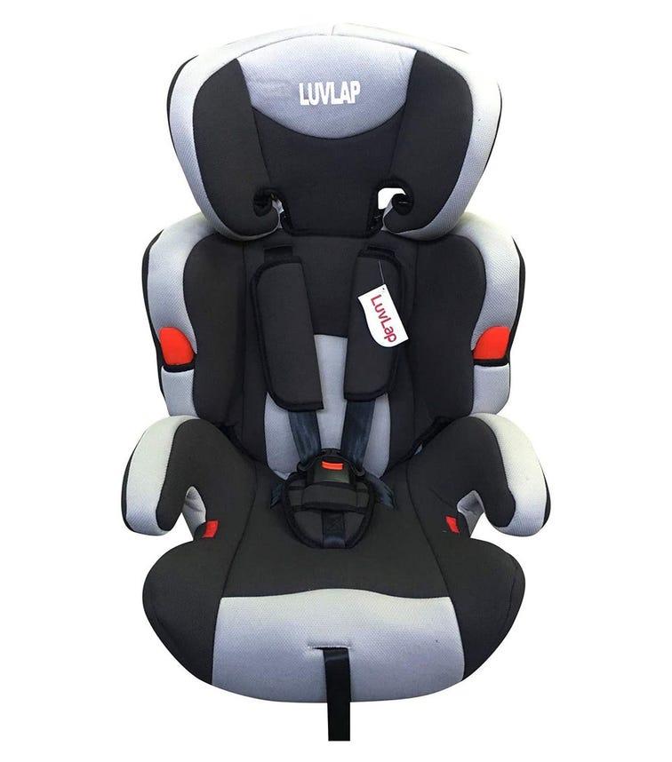 LUVLAP Child Car Seat Multi-Adjustable - Black