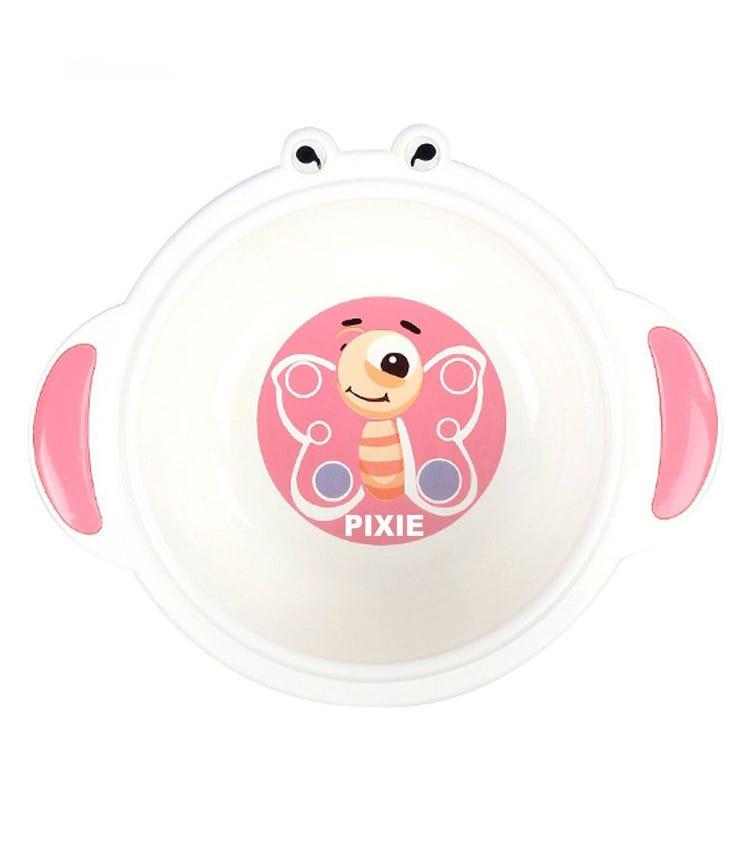 PIXIE Baby Plastic Wash Bathing Basin 8861 - Pink