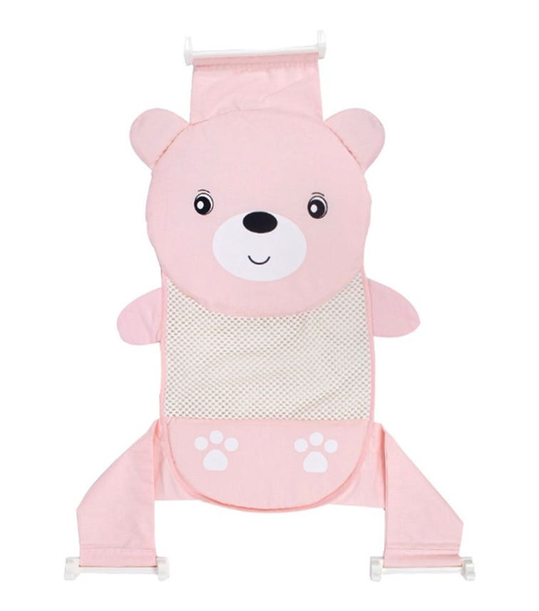 PIXIE Baby Product Plastic Safe Baby Bath Net 8872 - Pink