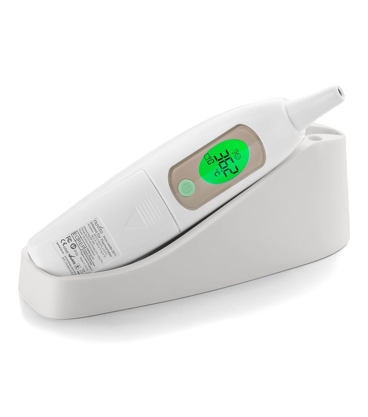 NUVITA Thermometer With Sound And Visual Fever Alarm
