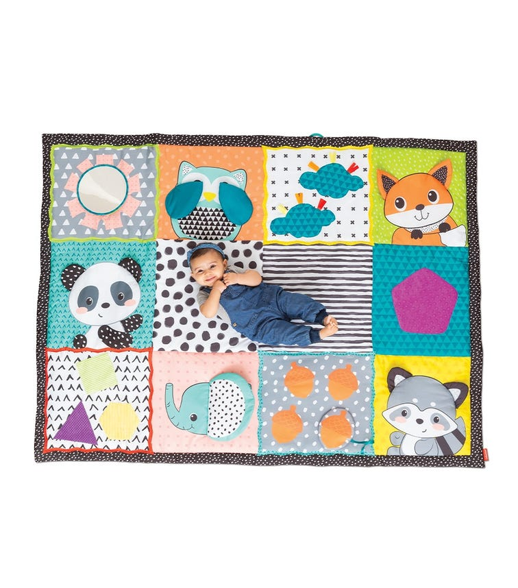 INFANTINO Fold Go Giant Discovery Mat