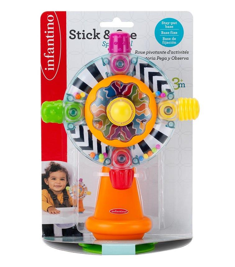 INFANTINO Stick See Spinwheel