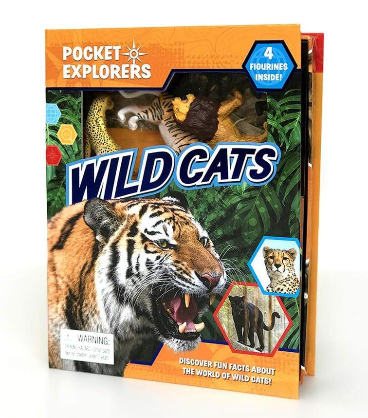 PHIDAL Wildcats Pocket Explorers