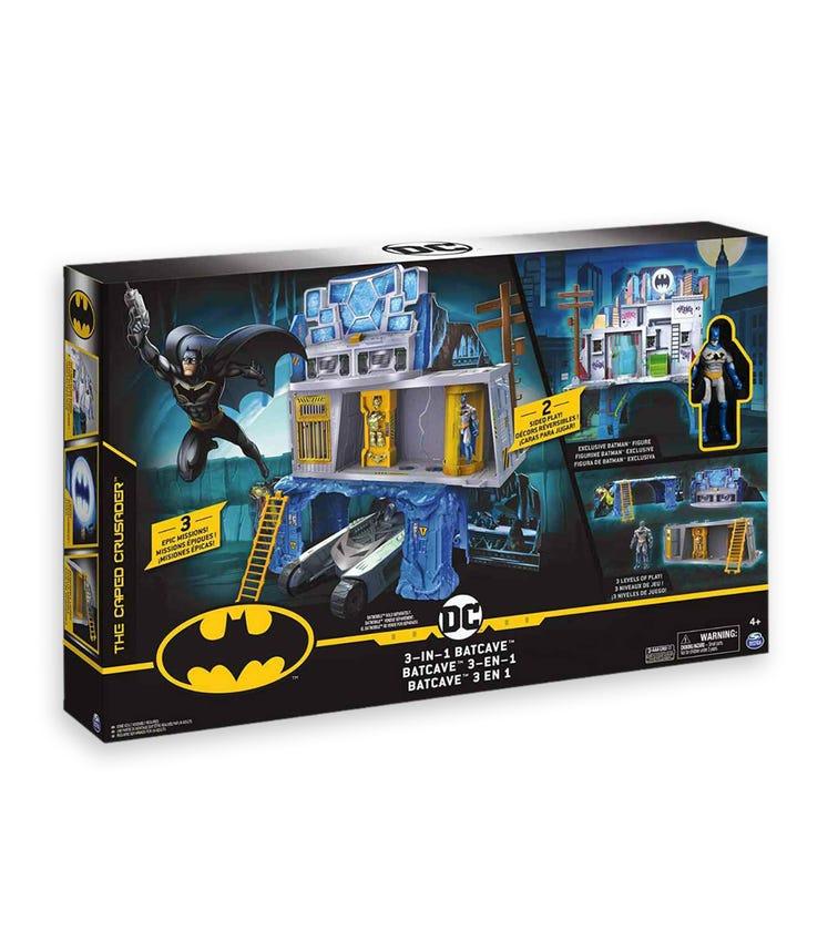 BATMAN DC Mission Playset