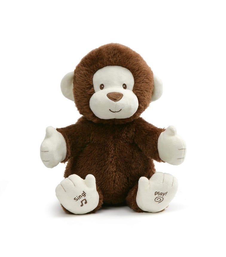 GUND Clappy Monkey 12 Animated