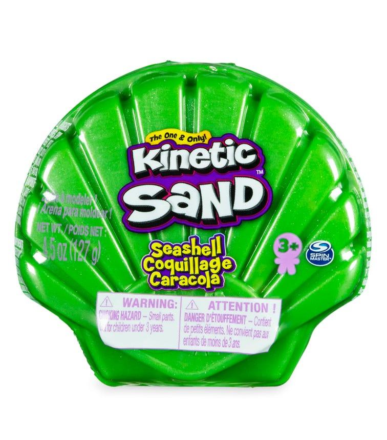 KINETIC SAND Seashell - Green