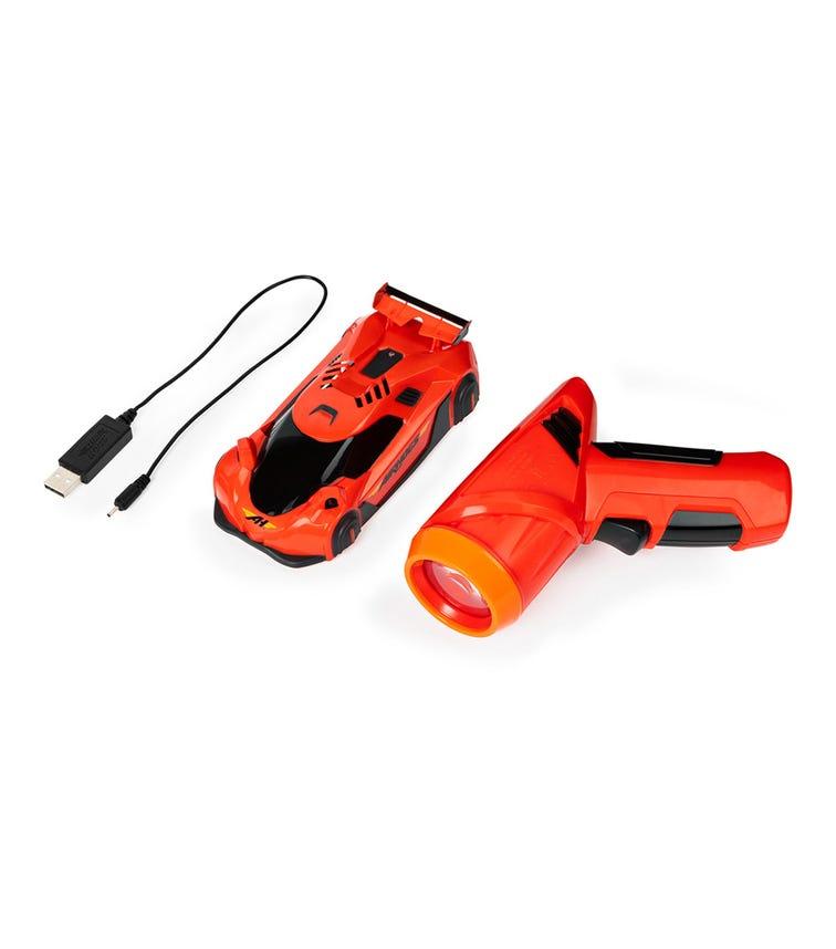 AIR HOGS Zero Gravity Laser Racer - Red