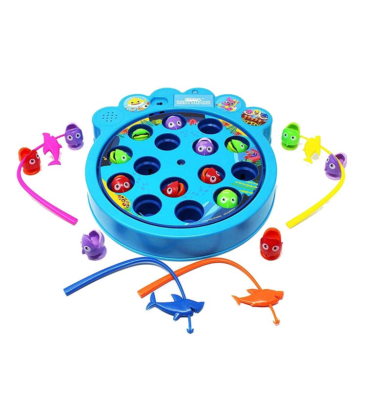 SPIN MASTER Game Baby Shark Fishing