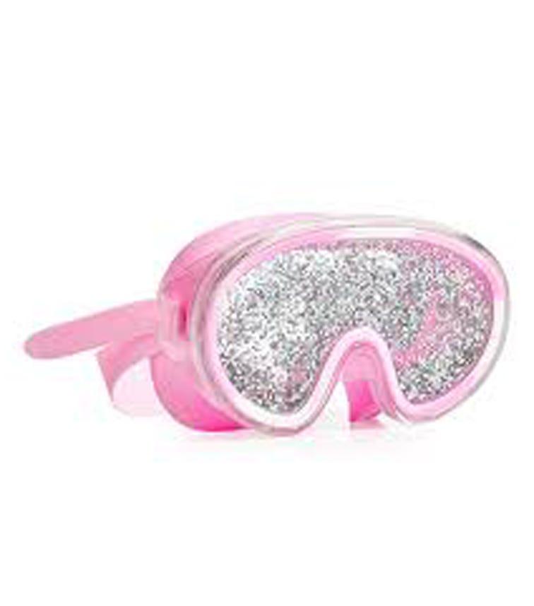 BLING2O Disco Fever Swim Mask - Glitter Bubblegum Pink