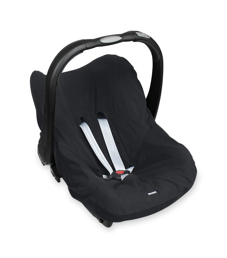 DOOKY Seat Cover 0+ Black