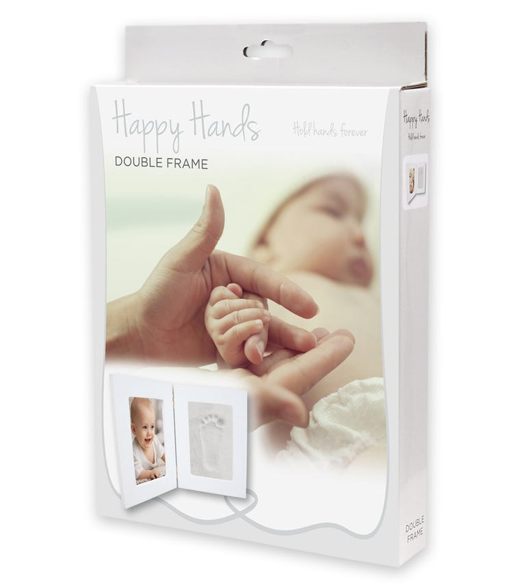 HAPPY HANDS Double Frame Large (36x23cm)