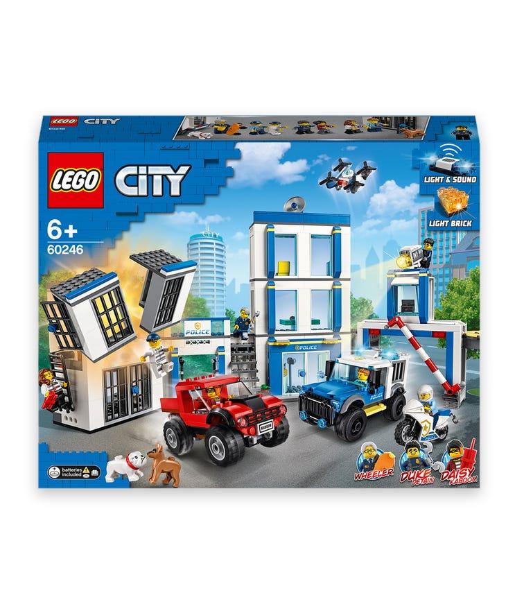 LEGO 60246 Police Station