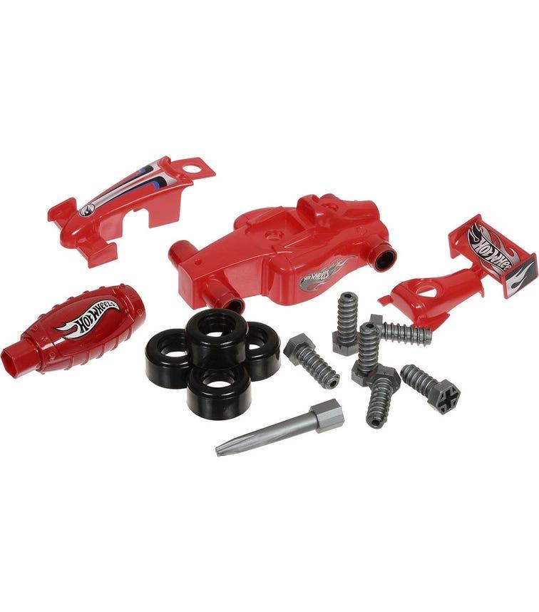 HOT WHEELS Racing Car Tool Set In A Medium Box
