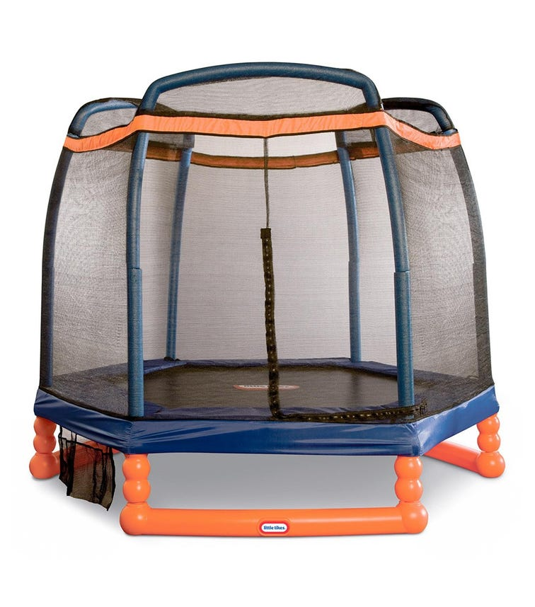 LITTLE TIKES My First Trampoline (7ft)