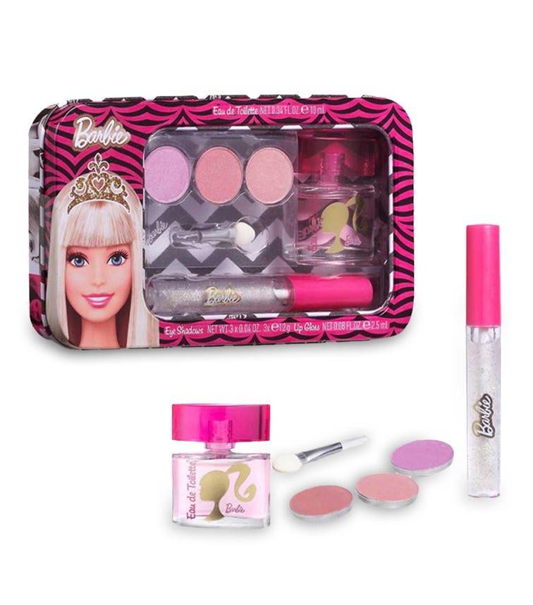 AIRVAL Barbie Metallic EDT 10 ML + Shadow + Gloss