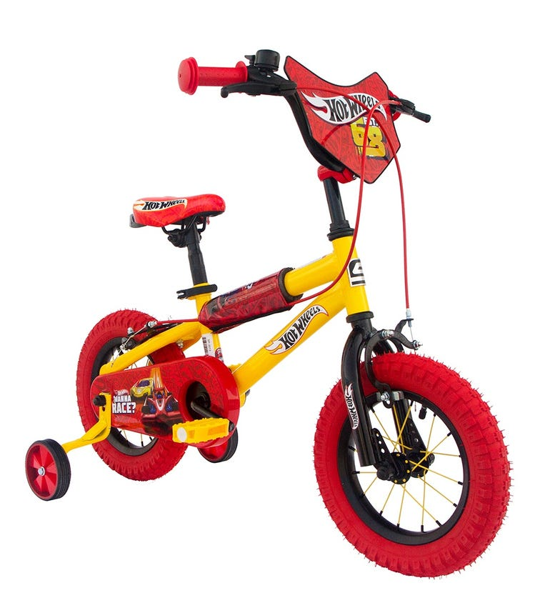SPARTAN 12 Mattel Hot Wheels Bicycle