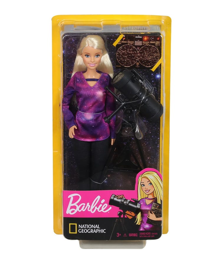 BARBIE Doll Assortment National Geographic