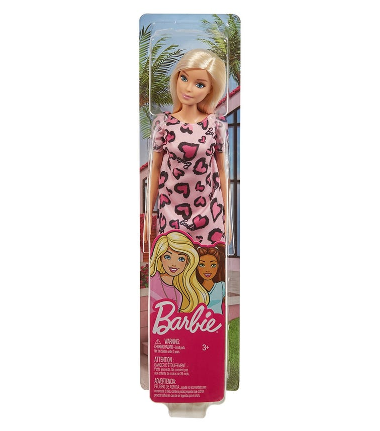 BARBIE Entry Doll Assorted