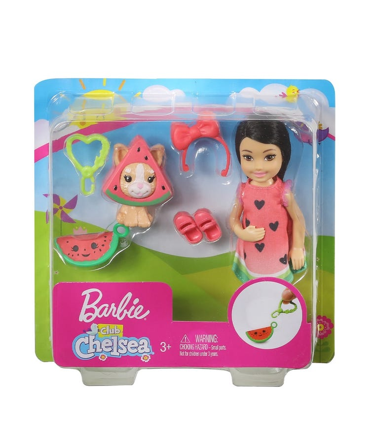 BARBIE Club Chelsea Costume Doll Assorted