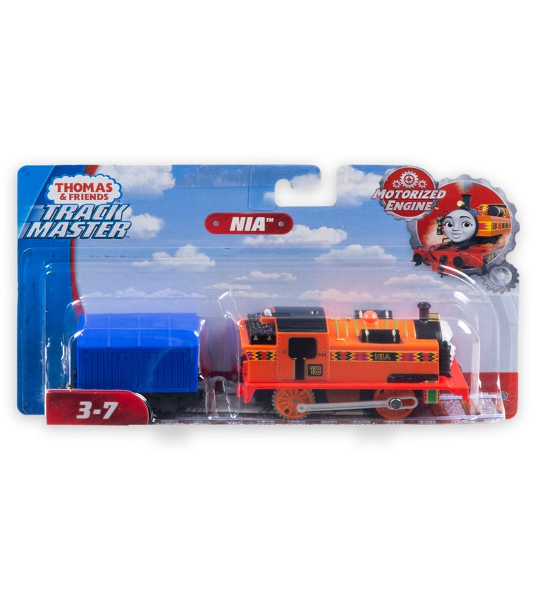 FISHER PRICE Thomas & Friends Trackmaster Core Characters Assorted