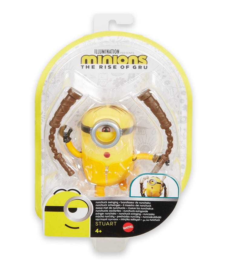 MINIONS Action Figure Assorted
