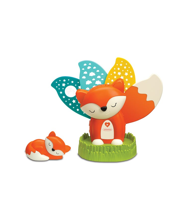 INFANTINO 2 In 1 Musical Soother & Night Light Pro