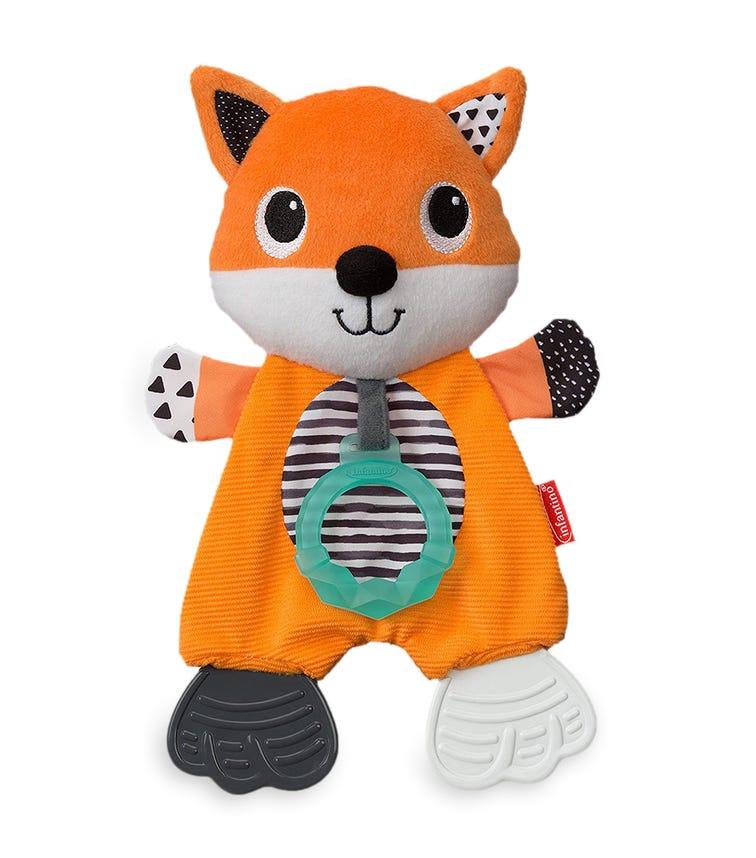 INFANTINO Cuddly Teether Fox