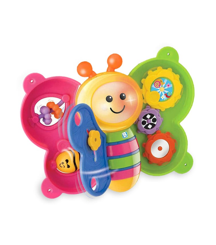 INFANTINO Light n Sound Butterfly Book