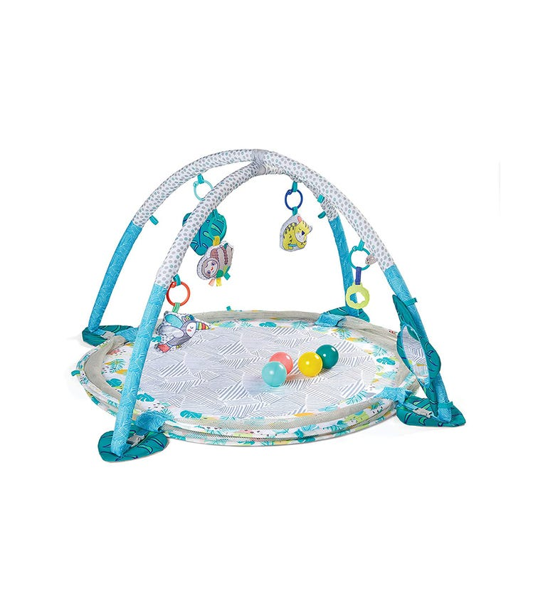 INFANTINO 3 In 1 Jumbo Activity Gym Ball Pit