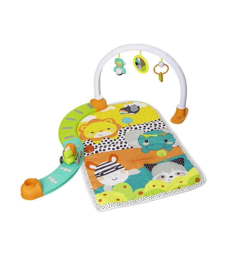 INFANTINO Watch Me Grow 3 In 1 Activity Gym