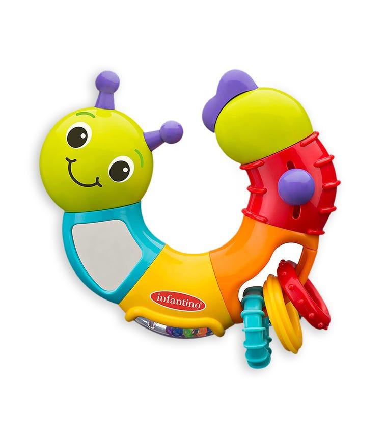 INFANTINO Twist Play Caterpillar Rattle