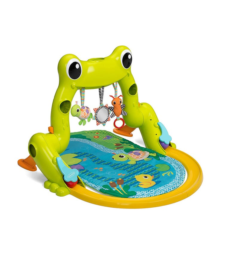 INFANTINO Great Leaps Infant Gym Ball Roller Coaster