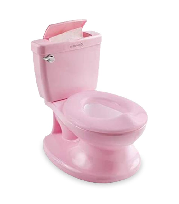 SUMMER INFANT My Size Potty Pink