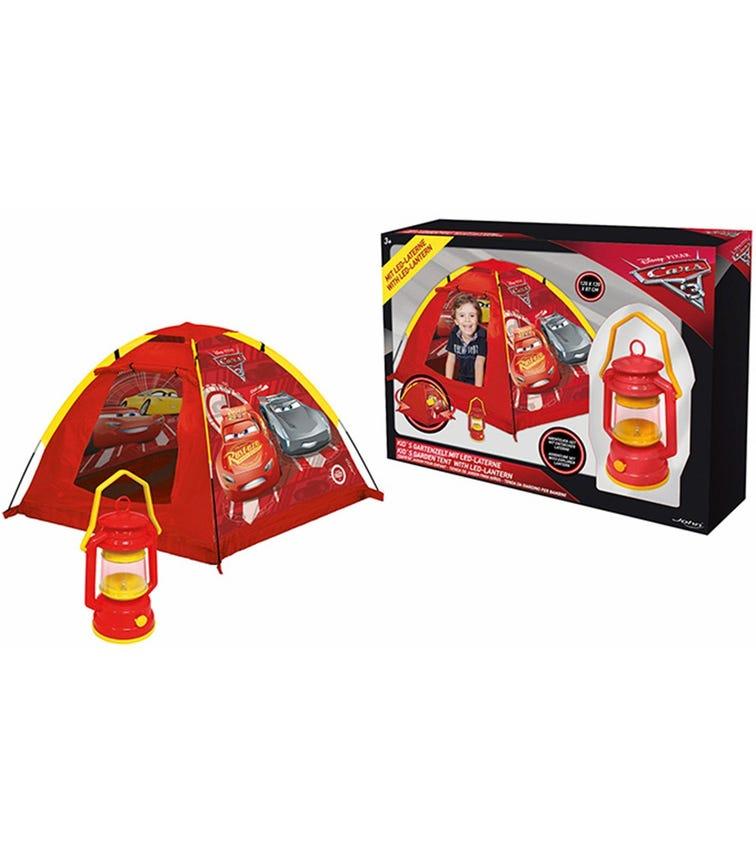 CARS 3 Garden Tent & Camping Lantern