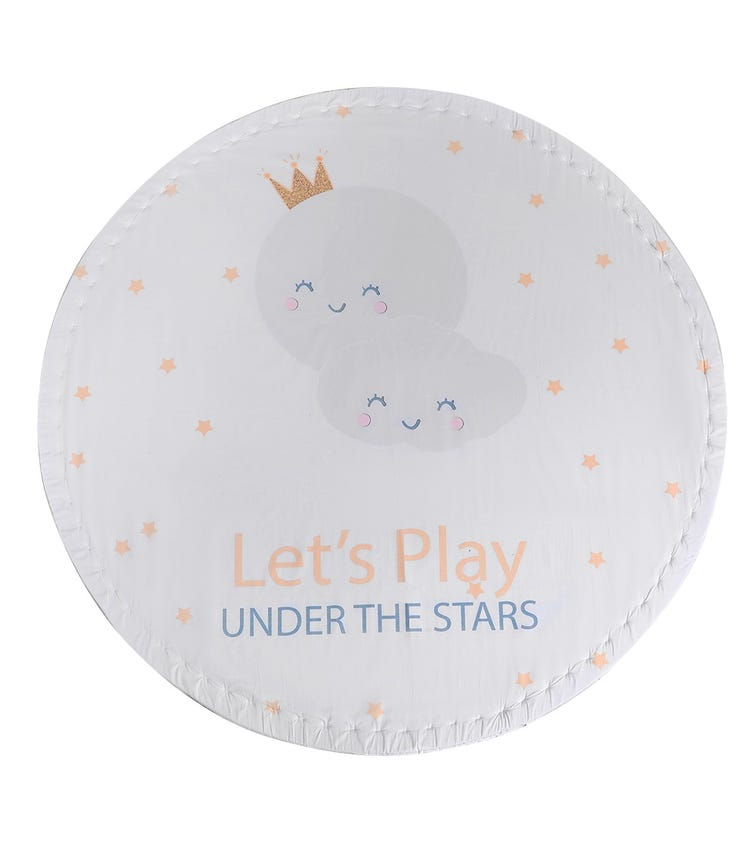 ELLI JUNIOR Playmat Pink/Cloud