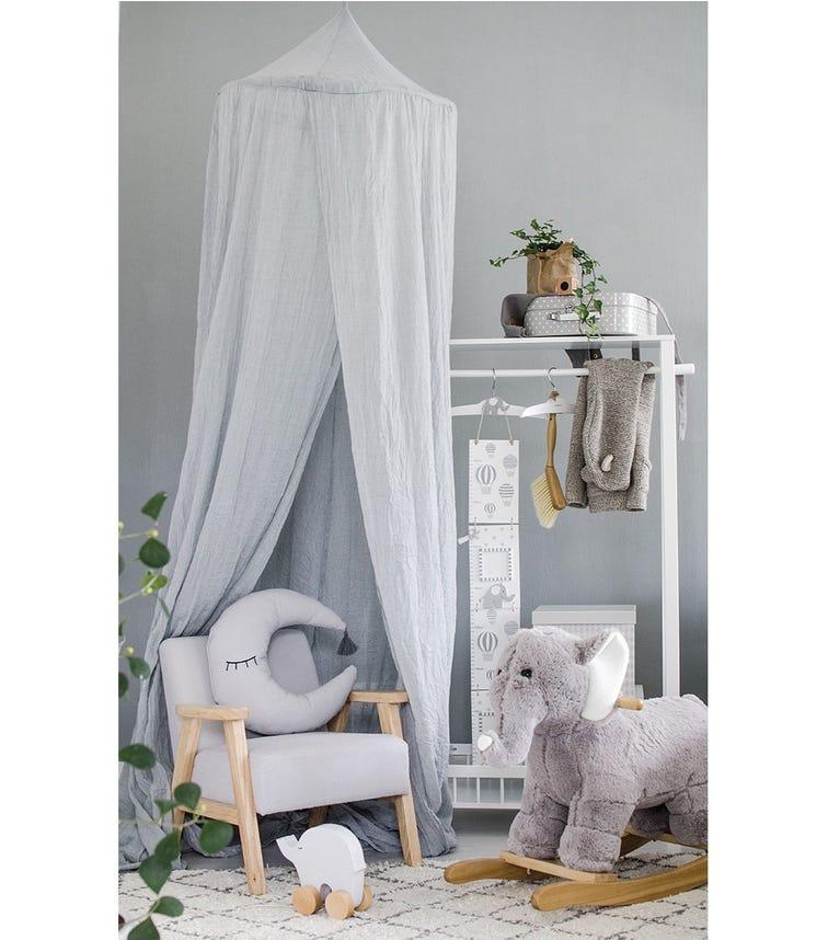 JABADABADO Bed Canopy - Grey