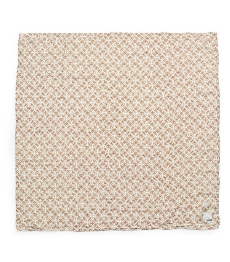ELODIE DETAILS Bamboo Muslin Blanket - Faded Rose