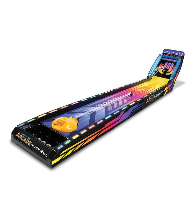AMBASSADOR Electronic Arcade Alleyball Neon Series