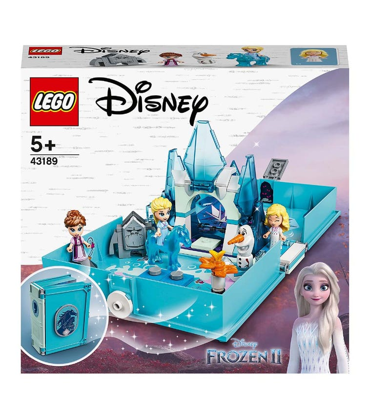 LEGO 43189 Elsa And The Nokk Storybook Adventure Set