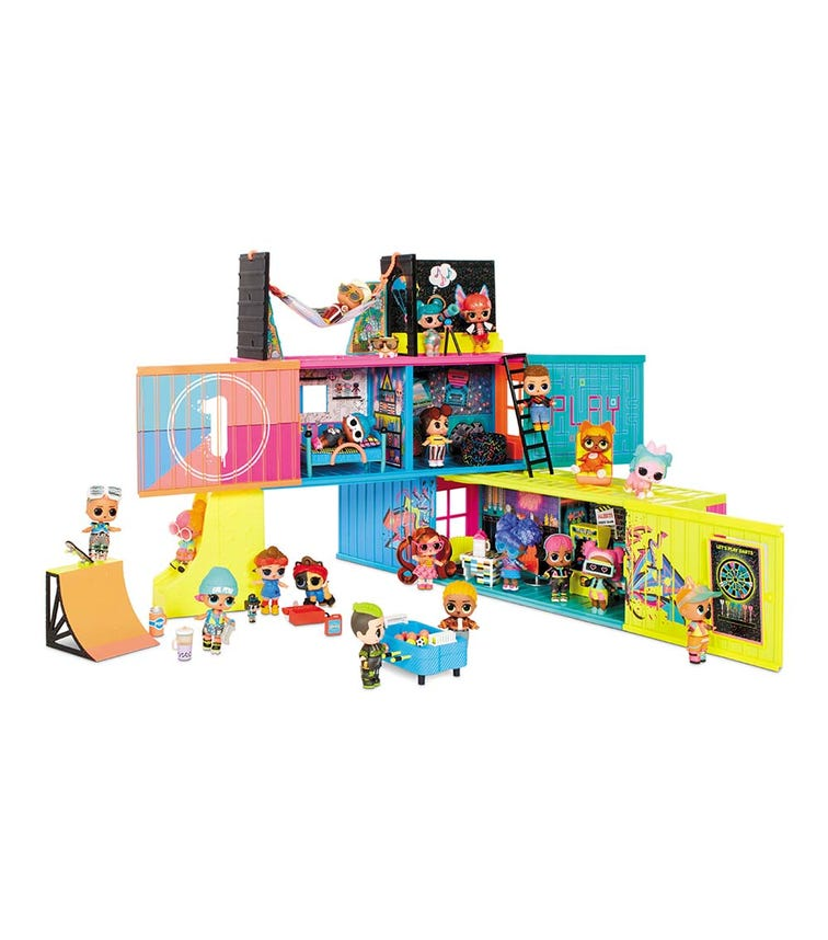 LOL SURPRISE O.M.G Clubhouse Playset