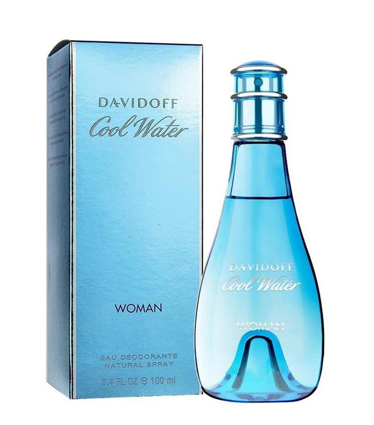 DAVIDOFF Cool Water (W) Deodorant 100 ML