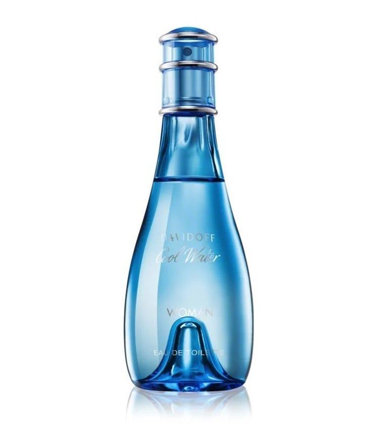 DAVIDOFF Cool Water (W) EDT 100 ML