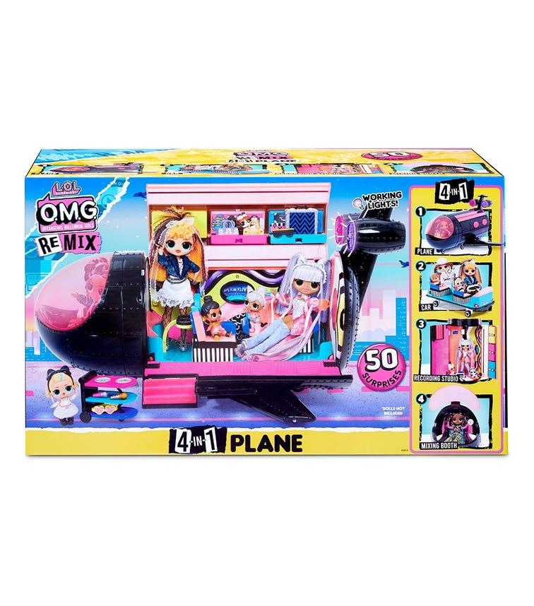 LOL SURPRISE O.M.G Remix Plane