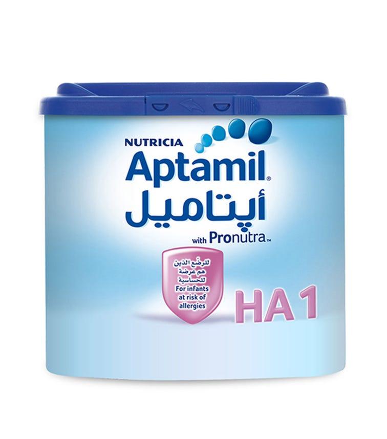 APTAMIL Hypo-Allergenic Infant Milk, 400G