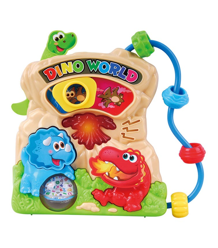 PLAYGO Act & Sound Out Dino World